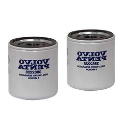Volvo Penta Stern Drive New OEM Fuel Filter 3862228 TWO PACK
