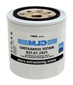 WATER SEPARATOR FUEL FILTER | GLM Part Number: 24941; Sierra