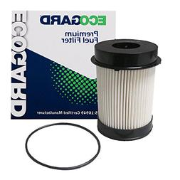 ECOGARD XF10309 Diesel Fuel Filter - Premium Replacement Fit