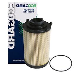 ECOGARD XF66159 Diesel Fuel Filter - Premium Replacement Fit